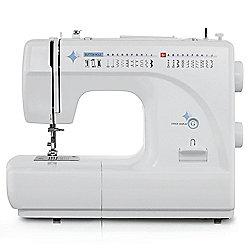 Tesco Ej09 Electric Sewing Machine - White