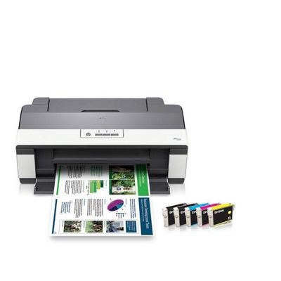 Epson B1100 A3 and A4 Colour Printer with 5 ink tanks
