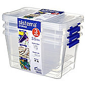 3.5L Storage 3 Pack