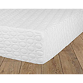 Ultimum AFVIMLF46 Double Size Latex and Memory Foam 4 6 Mattress - Firm