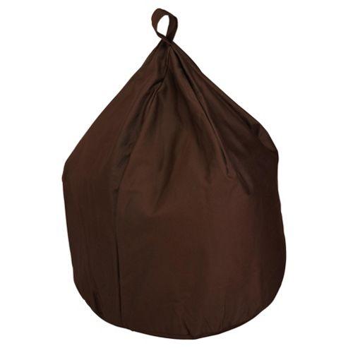 Beanbag Cotton Drill, Chocolate