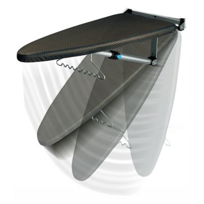 buy minky wall mountable ironing board from our ironing. Black Bedroom Furniture Sets. Home Design Ideas