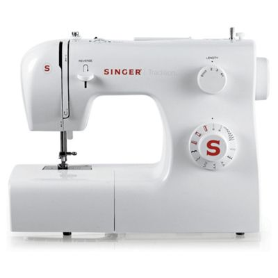Singer 2250 Electronic Sewing Machine, White