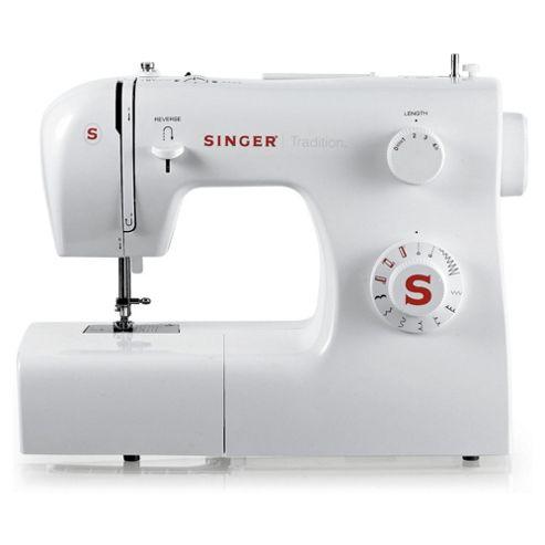 Singer 2250 Electronic Sewing Machine, White