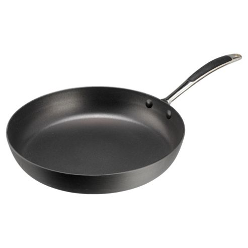 Go Cook 30cm Hard Anodised Frying Pan
