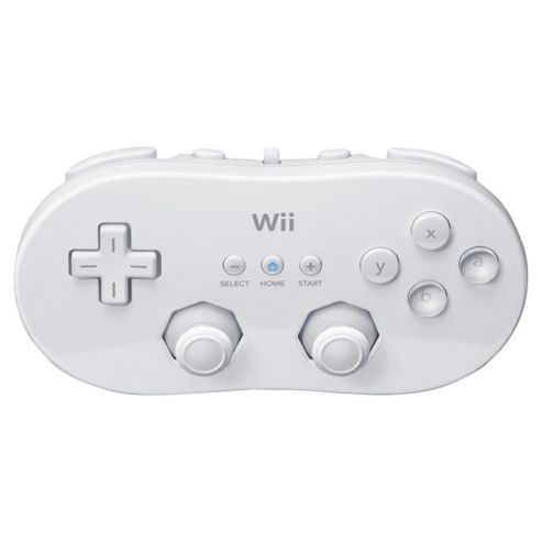 Nintendo Wii Classic Controller