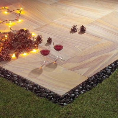 Natural Stone Indian Sunset Kit 11.52m2