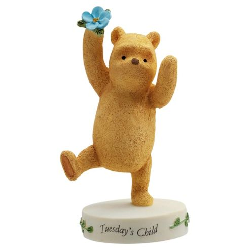 Winnie The Pooh Tuesdays Child