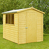 Finewood Classic Shed 8x6 with Security Hinge