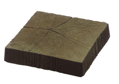 Sleeper Paving Timber Brown Small