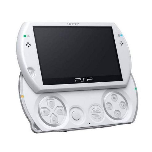 SONY COMPUTER PSP Go! White