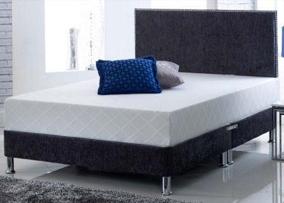 Ultimum CoolBlue Memory King Mattress With Pillow - Regular - Small Single 2ft6