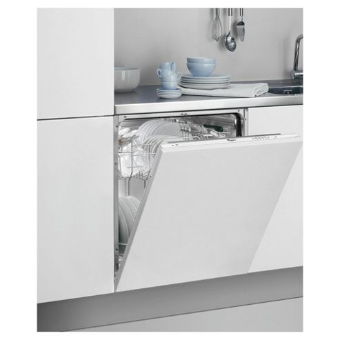 Whirlpool ADG7560 Integrated Full Size Dishwasher, A Energy Rating. White
