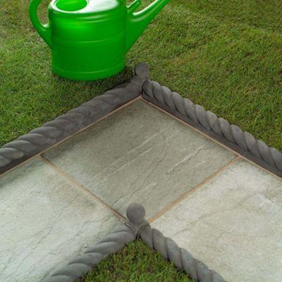 Full Rope Edging Cornish slate