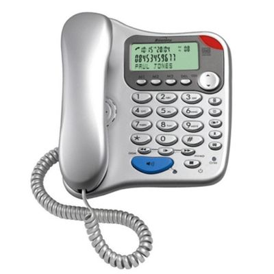 Binatone Lyris 710 Answer machine Corded Telephone