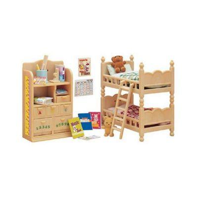Sylvanian Families - Children'S Bedroom Furniture