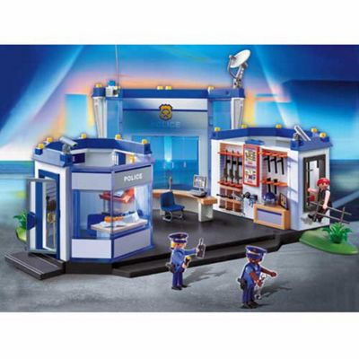 Playmobil 4264 Police Headquarters
