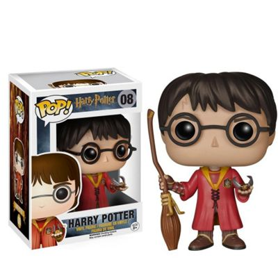 Funko Pop Movies - Harry Potter - Harry Potter Quidditch