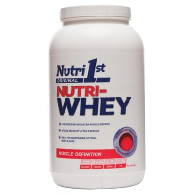 NutriWhey Protein Original Strawberry 1kg