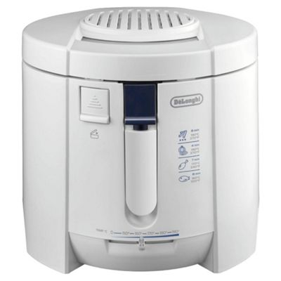 De'Longhi F26215 Compact Fryer With Viewing Window