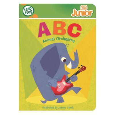 LeapFrog Tag Junior Alphabet Book