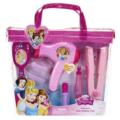 Disney Princess Hair Styling Tote Bag