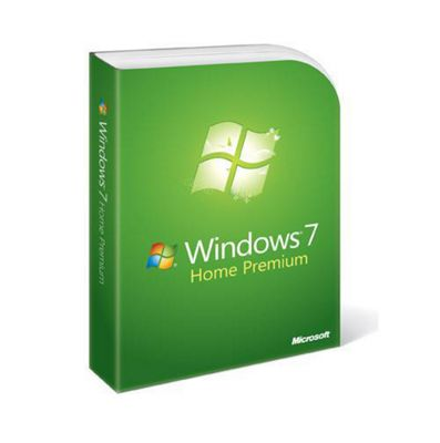 Microsoft Windows Home Premium 7 English DVD