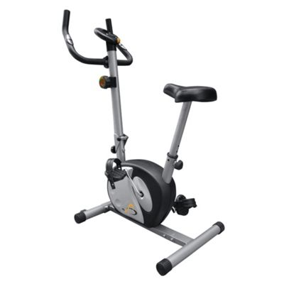V-fit Magnetic Exercise Bike with Foldable Handlebars