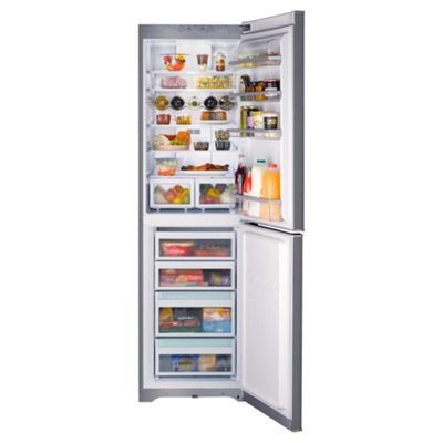 Hotpoint FF200LG graphite fridge freezer