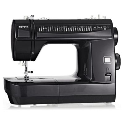 Toyota JET B 224 Electronic Sewing Machine - Black