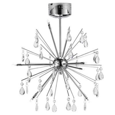 Buy Tesco Lighting Sputnik Chandelier from our Chandeliers range ...