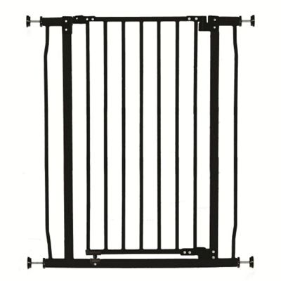 Dreambaby Extra Tall Liberty Security Gate Black