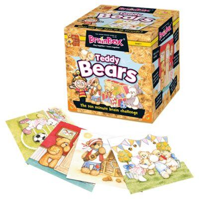 BrainBox Teddy Bears Brain Challenge