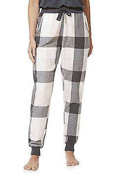 F&F Checked Cuffed Lounge Pants - Multi