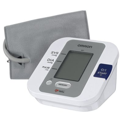 M3 Upper Arm Blood Preesure Monitor