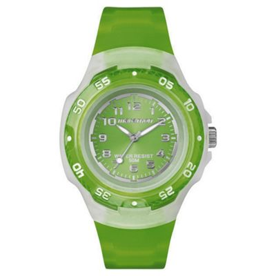Timex Jelly Green Watch