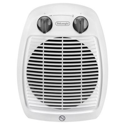 Delonghi HVA3222 Fan Heater, 2000W - White
