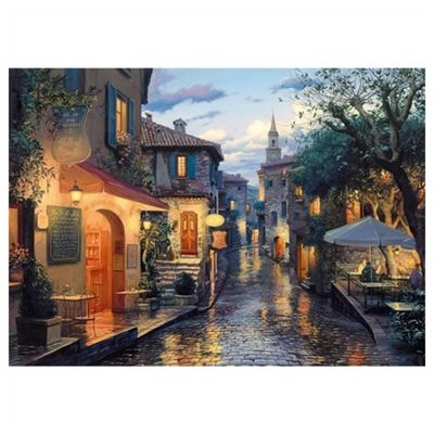 Gibson Jigsaw Puzzle After the Rain 1000 Piece Eugene Lushpin