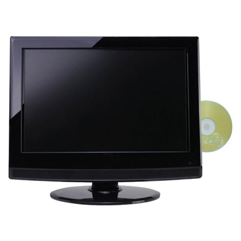Technika 16-311 15.4 inch Widescreen HD Ready LCD TV DVD Combi with Freeview