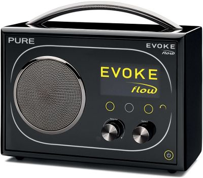 Pure Evoke Flow DAB Internet radio
