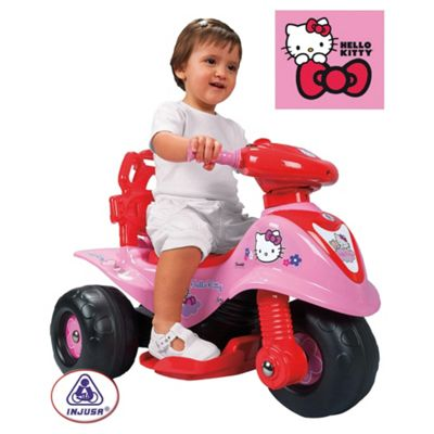 Hello Kitty 6V Trimoto Ride-On Trike