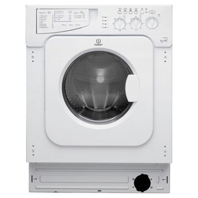 Indesit IWDE126 Ecotime Integrated 6KG Washer Dryer
