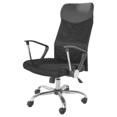 Cosmos Black Office Chair