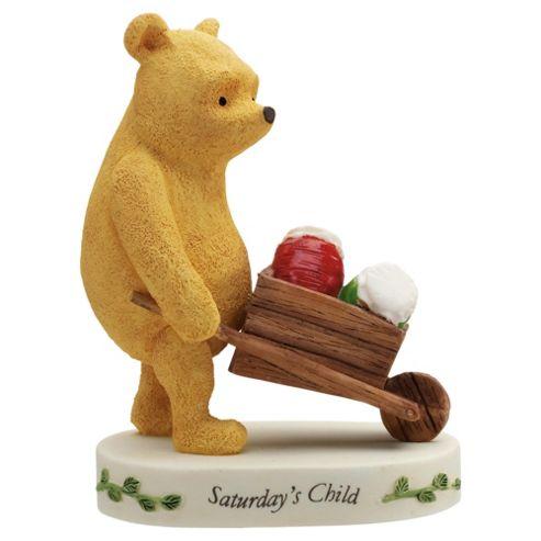 Winnie The Pooh, Saturdays Child