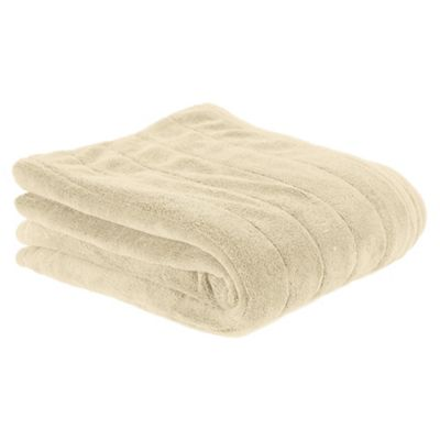 Prolectrix Electric Heated Soft Throw Cream