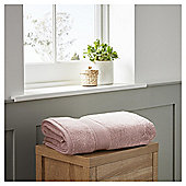 Fox & Ivy Egyptian Cotton Bathroom Textiles - Rose