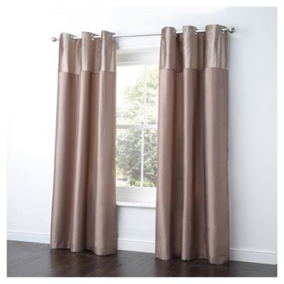 Curtains Ideas curtains 54 x 72 : Buy Tesco Velvet Taffeta Curtains Lined Eyelet W137xL183cm (54x72 ...