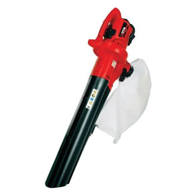 MTD 31cc Petrol Garden Blower/Vac with bag