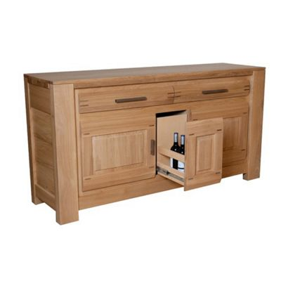 Sherry Designs Newbury Dining Oak Large Sideboard
