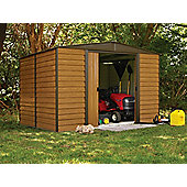 10x8 Woodvale metal shed